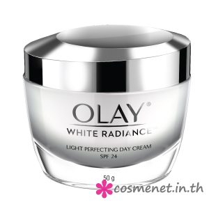 White Radiance Light Perfecting Day Cream SPF 24