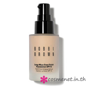 Long-Wear Even Finish Foundation SPF 15