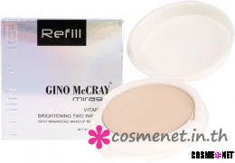 GINO McCRAY Mirage Two Way Powder