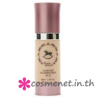 BC Lovely Q10 Foundation Moist - Nude Beige # 21
