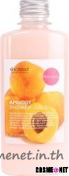 Scentio Apricot Shower Juice