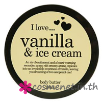 Vanilla & Ice Cream Nourishing Body Butter