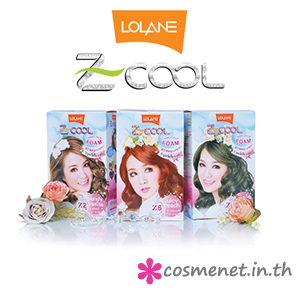 LOLANE Z Cool Bubble Color Foam