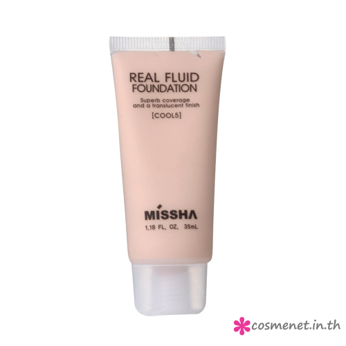 Real Fluid Foundation(cool5)