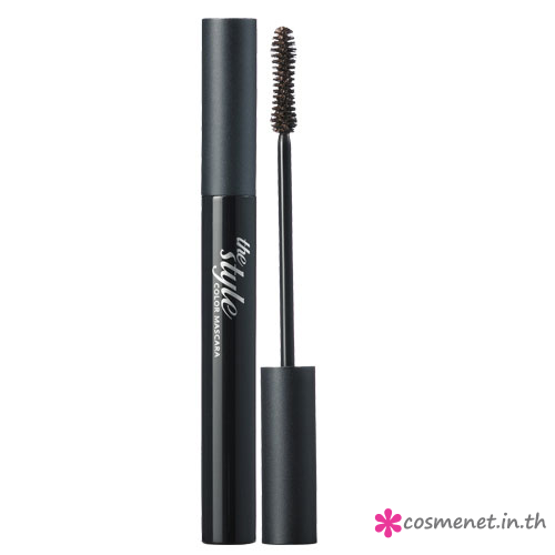 The Style Color Mascara