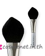 #8 powder brush - short handle