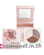 Eye shadow trio: ravishing rose