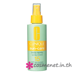 UV-Response Body Spray SPF15