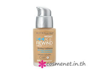 Instant Age Rewind Cream Foundation