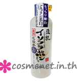 Nameraka Honpo Isoflavone Medicated Skin Lotion