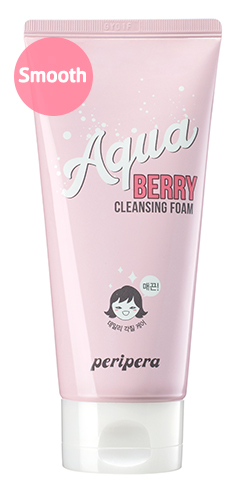 Peripera Aqua Berry Cleansing Foam