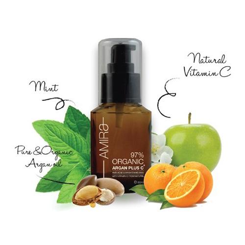97% Organic Argan Plus C - 30ml