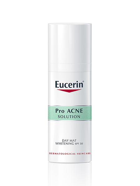 Eucerin Pro Acne Solution Day Mat Whitening SPF30