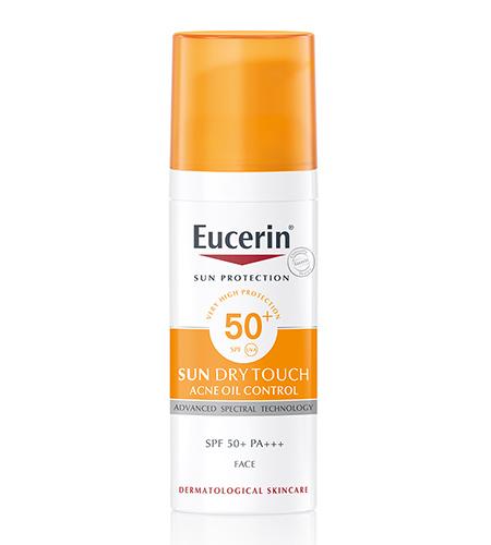Eucerin SUN Dry Touch Oil Control Face SPF50+ PA+++