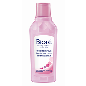Biore : Biore Cleansing Watery Lotion