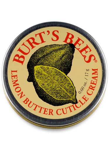 Burt's bees : Lemon Butter Cuticle Cream