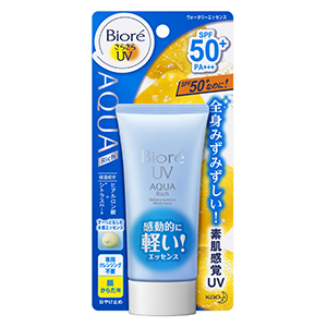 Biore : Biore UV Aqua Rich Watery Essence SPF 50+/PA+++