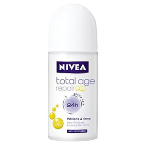 NIVEA : DEO TOTAL AGE REPAIR Q10 ROLL ON