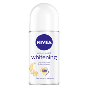NIVEA : DEO WHITENING ROLL ON