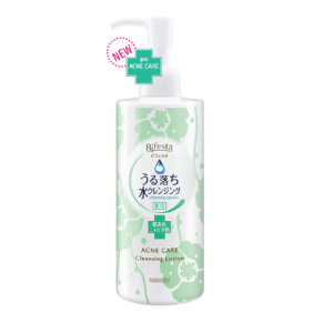 BIFESTA Cleansing Lotion Acne Care
