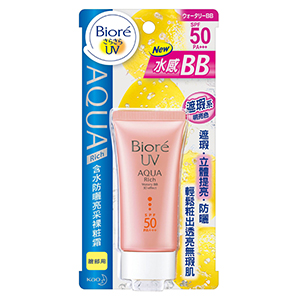 Biore : Biore UV Aqua Watery BB 3D Effect SPF50/PA+++