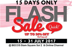 Becos Flash Sale - 50%