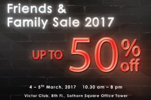 Onitsuka Tiger & Asics Tiger Friends & Family Sale 2017
