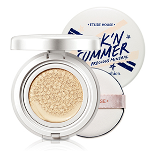 ETUDE HOUSE : PRECIOUS MINERAL PROOF ANY CUSHION SPF 50+ / PA+++