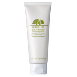 ORIGINS : Out of Trouble 10 minute mask to rescue problem skin