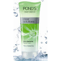 PONDS : Clear Balance Clear Solutions Acne-Expert Facial Scrub
