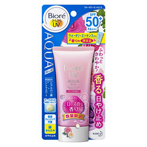 Biore : Biore UV Aqua Rich Watery Essence Rose SPF 50+/PA+++