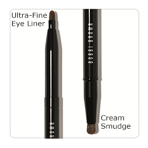 Bobbi Brown Dual-Ended Cream Smudge/Liner Brush