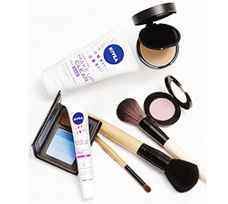 NIVEA make up clear