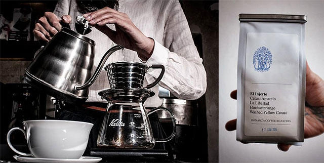 Bonanza Coffee