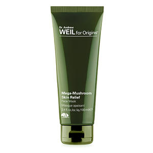 Dr. Andrew Weil for Origins™  Mega-Mushroom Skin Relief Collection face mask