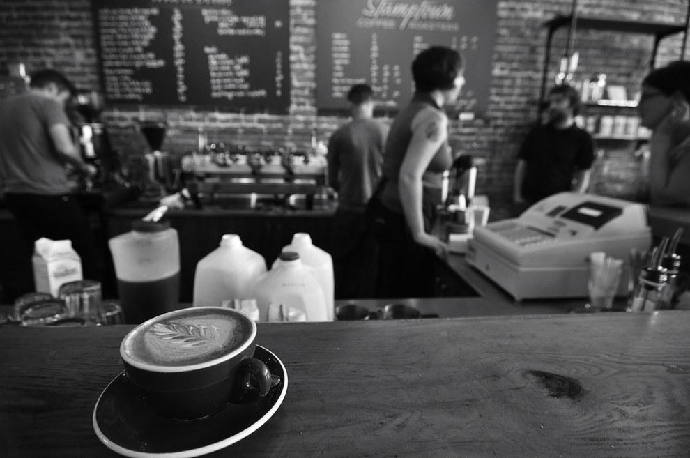 Stumptown Coffee Roasters in Portland