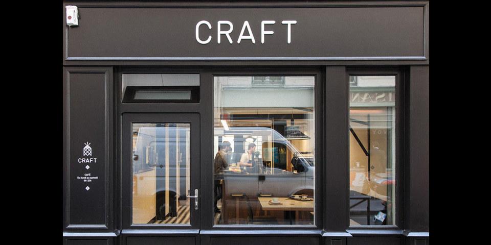 Cafe Craft in Paris