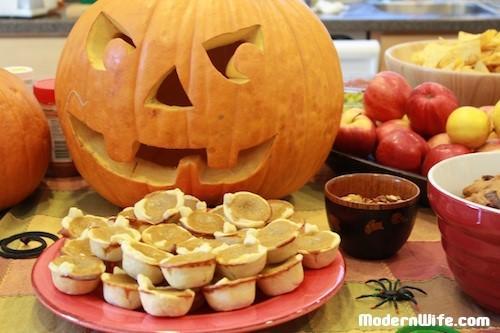 Halloween Healthy Food