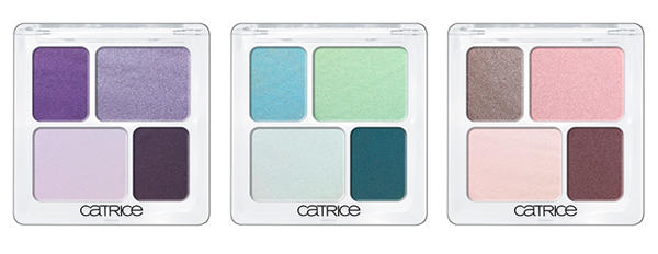 CATRICE Absolute Eye Colour Quattro