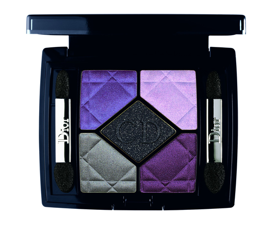 Dior : 5 Couleurs