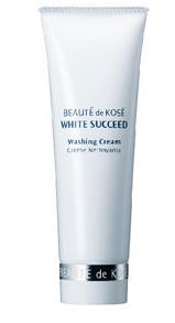WHITE SUCCEED Washing Cream